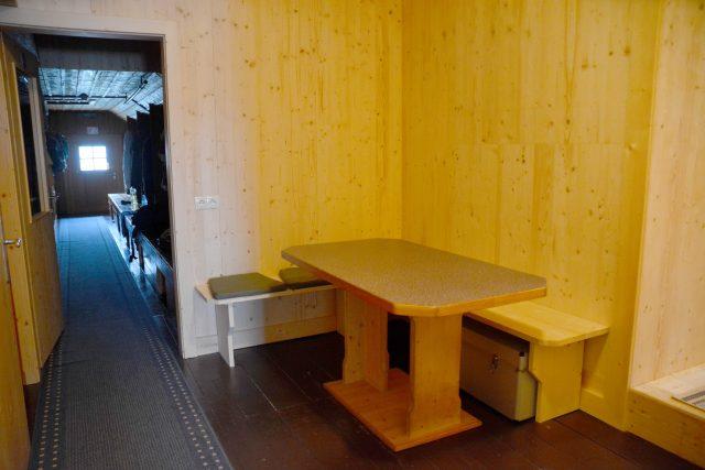 Obergeschoss Seminar-Ecke