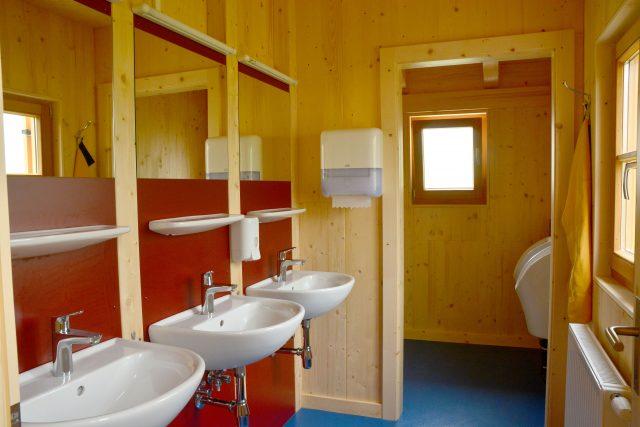 Obergeschoss Sanitärraum