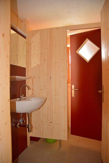Erdgeschoss Gäste-Toilette Damen