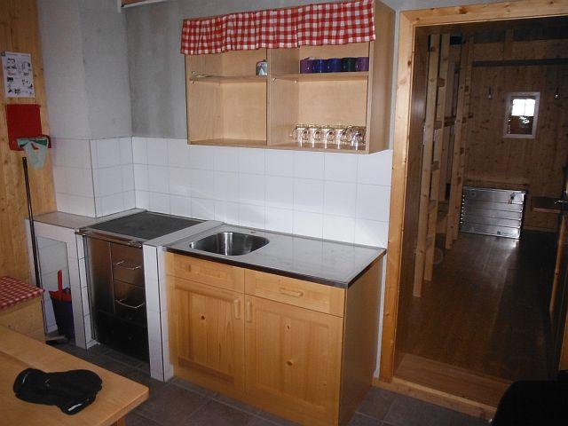 Winterraum Küche